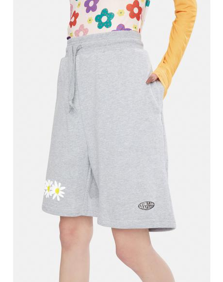Flourish Daisy Shorts