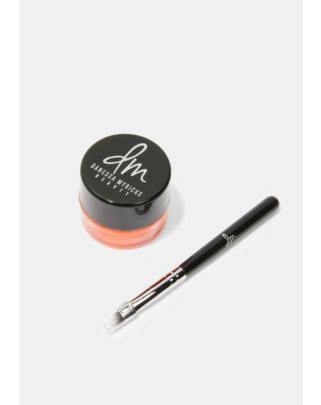 Totally Tangerine Waterproof Cushion Liner