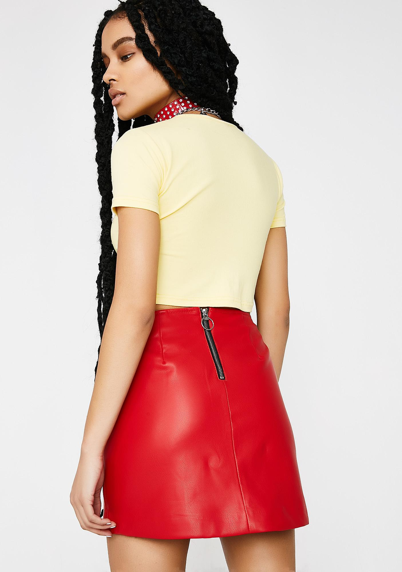 Blank NYC Old Flame Skirt