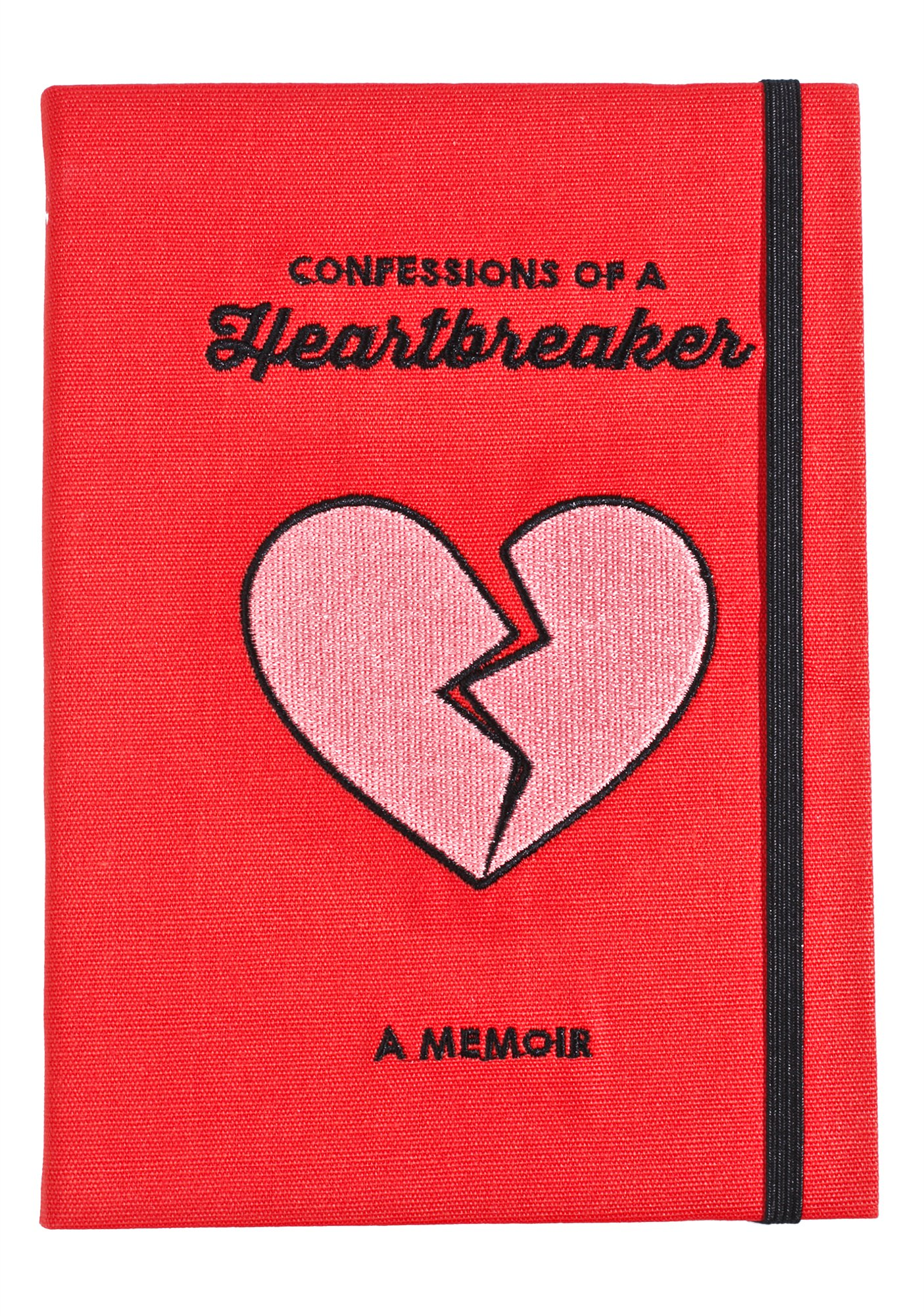 Valfr� Heartbreaker Confessions Journal