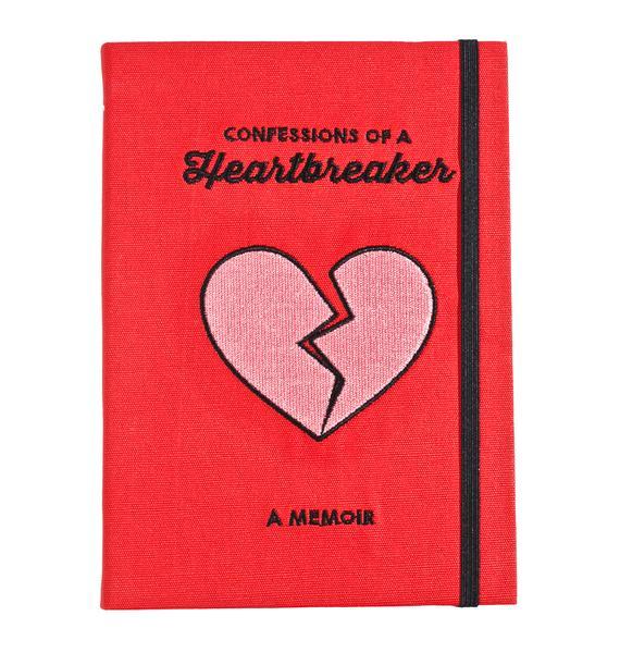 Valfré Heartbreaker Confessions Journal