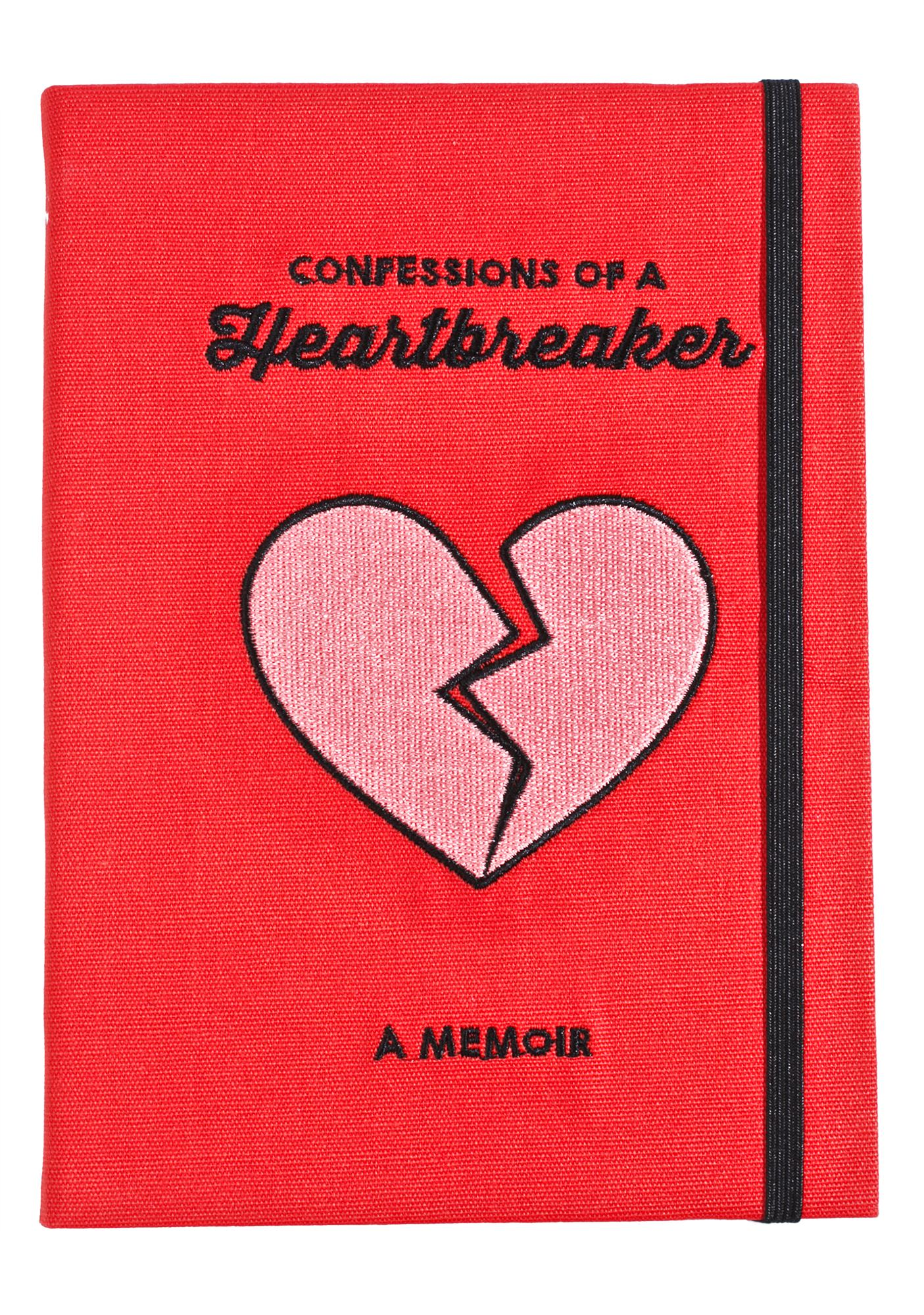 Valfré Heartbreaker Confessions Journal