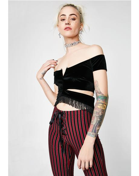 Webster Crop Top
