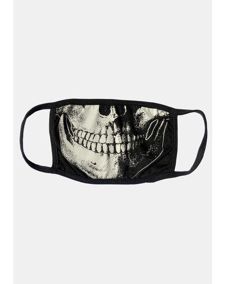 Skull Death Face Mask