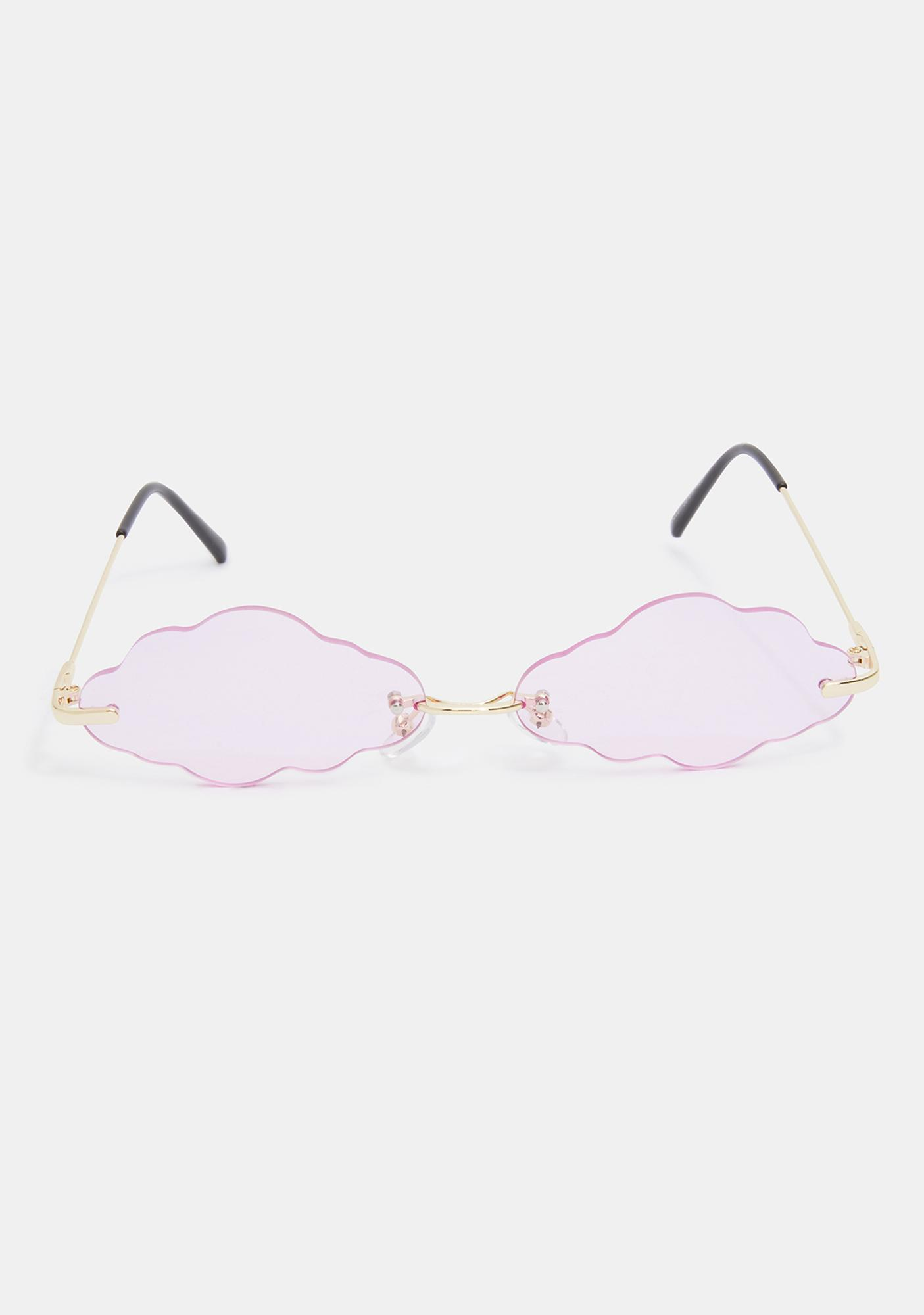 My Silver Lining Cloud Sunglasses