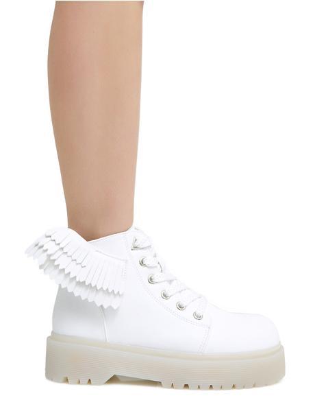 Slayr Angyl Boots