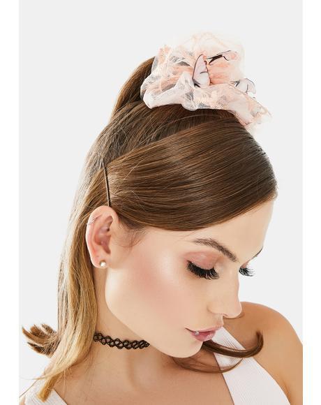 Quick Fix Hair Scrunchie