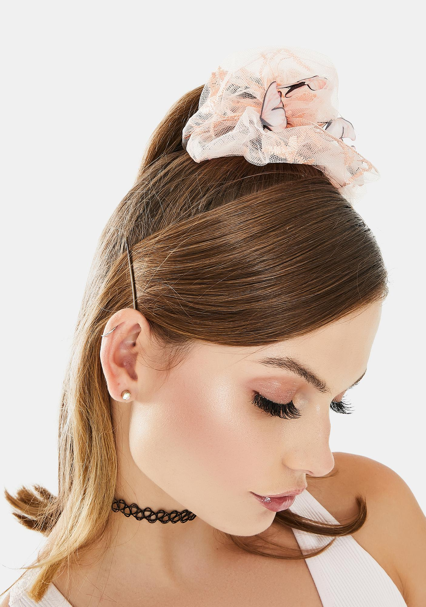 Quick Fix Hair Scrunchie