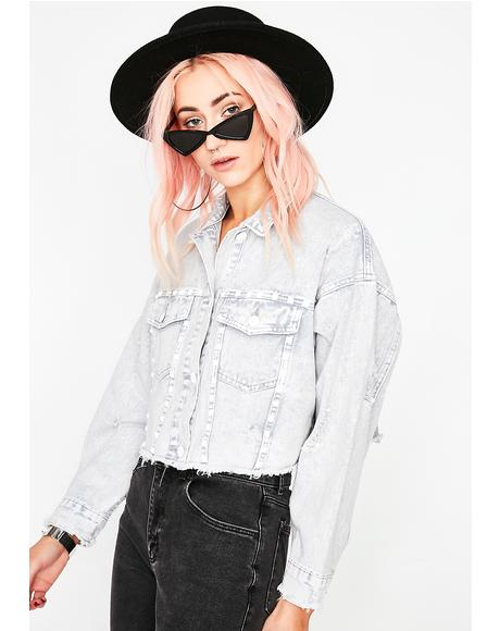 Good Liar Denim Jacket