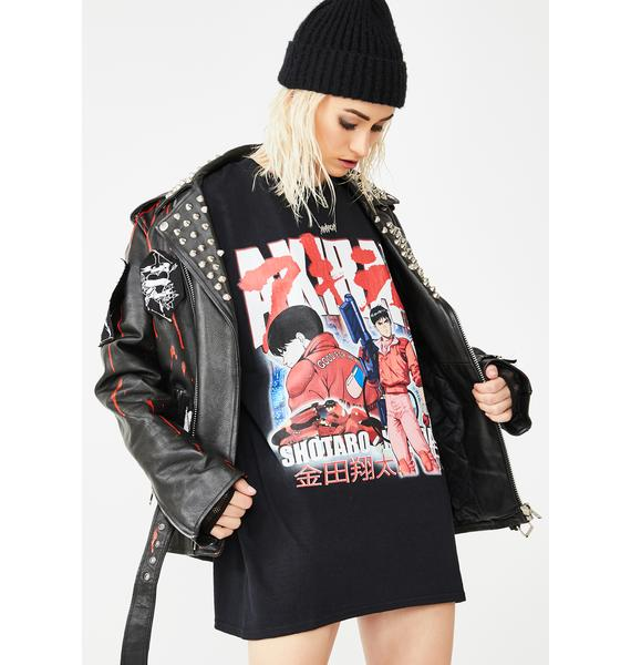 Homage Full Force Graphic Tee