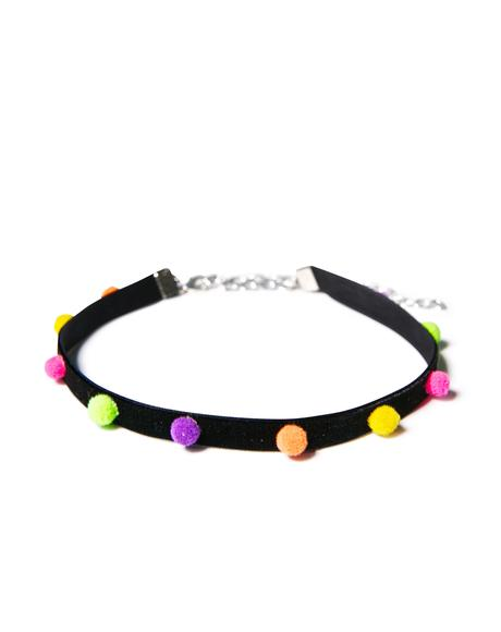 x So So Happy Mad Dog Choker