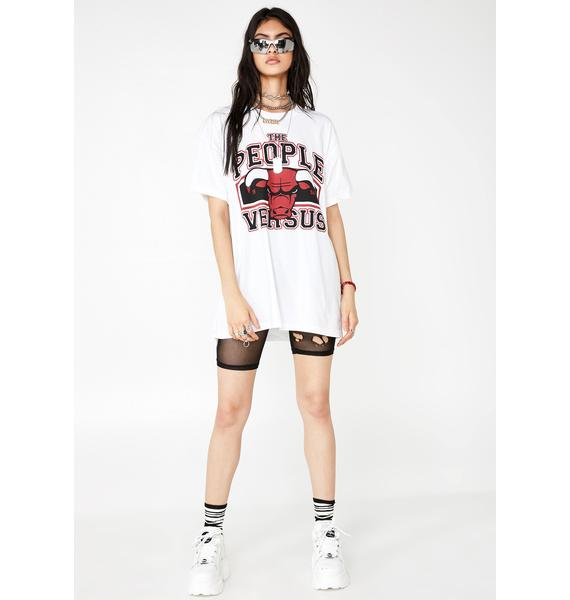 The People VS Pippen Vintage Graphic Tee