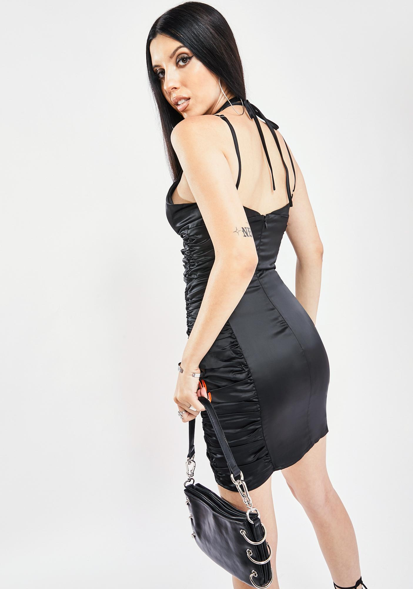Runaway the Label Night Lover Mini Dress