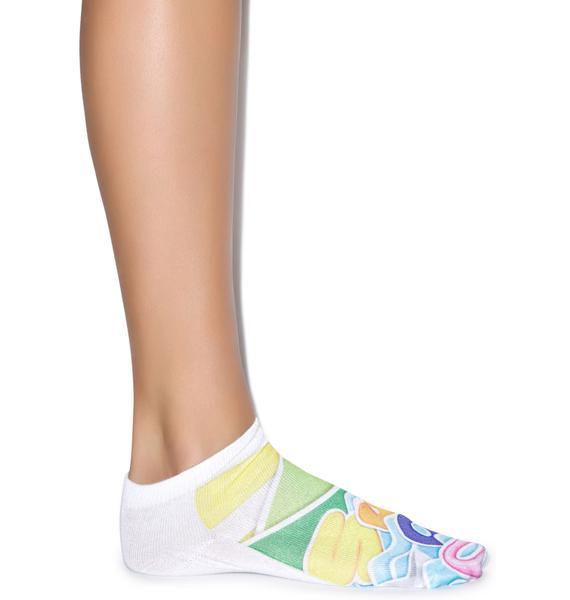 Summer Camp Ankle Socks