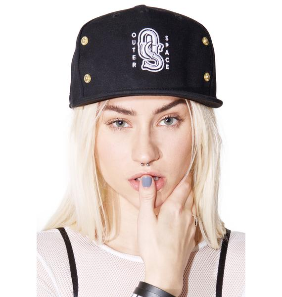 Outerspace Two-Way Bracelet Snapback