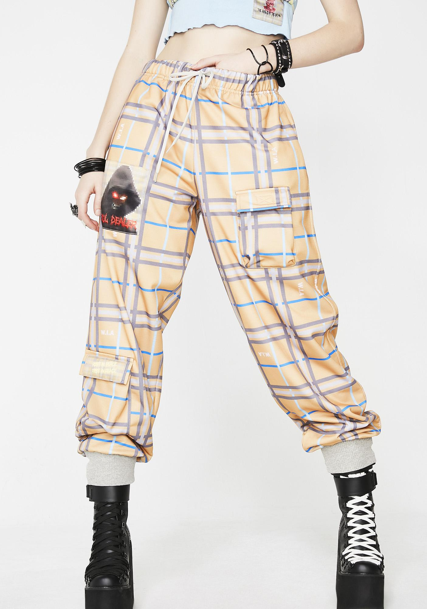 W.I.A Boo Sweatpants