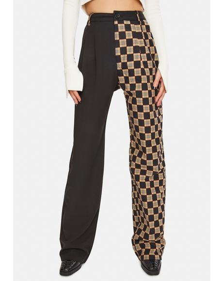 Clyde Wide Leg Pants