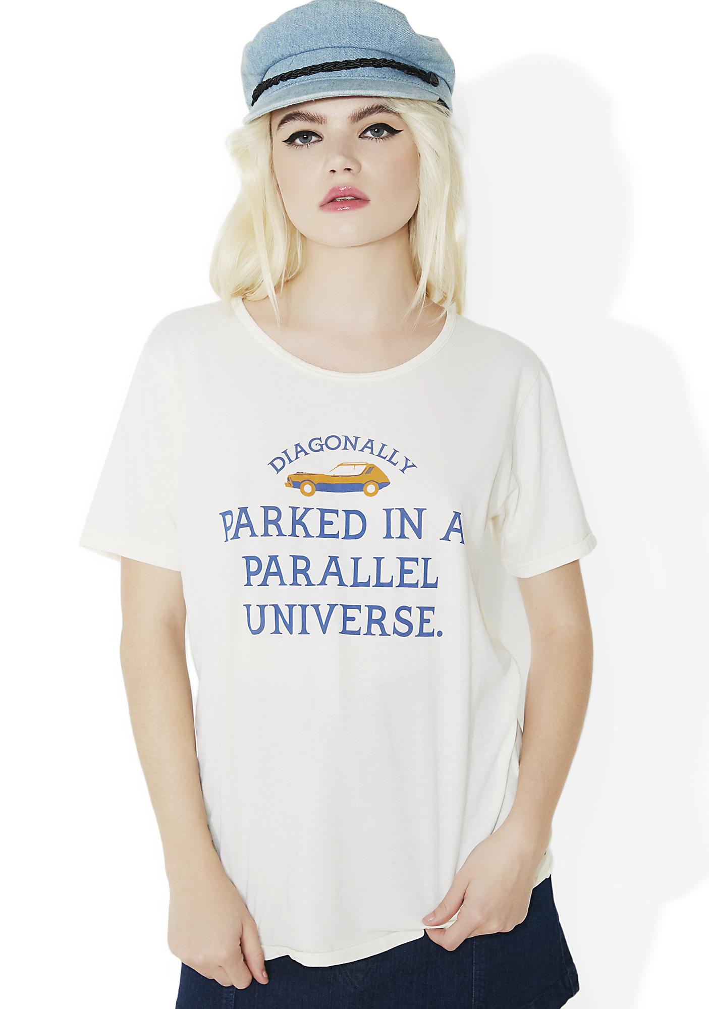 Sugarhigh + Lovestoned Parallel Universe Tee