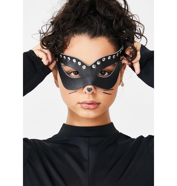Mysterious Minx Mask