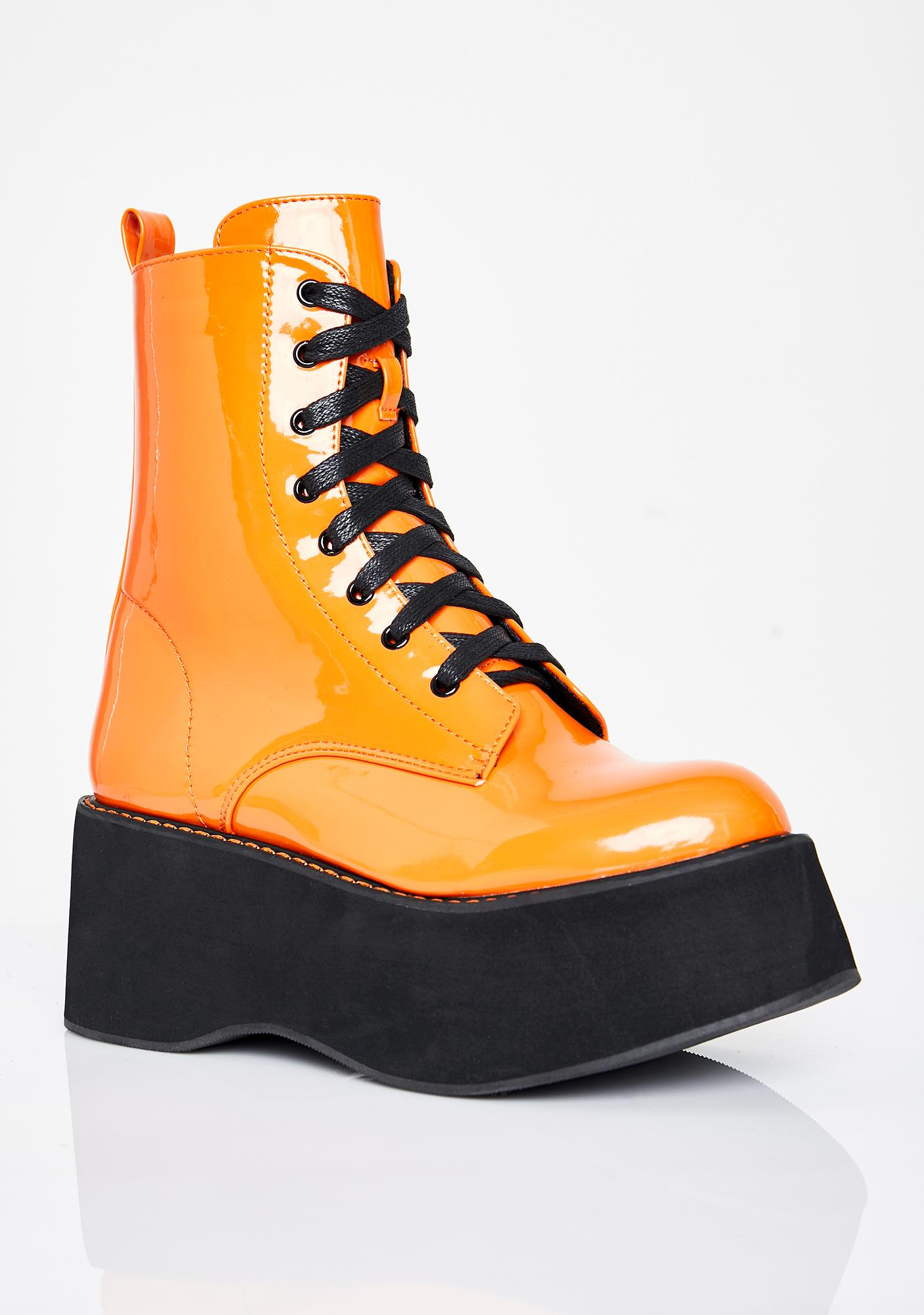 Koi Footwear Juicy Arkon Ankle Boots