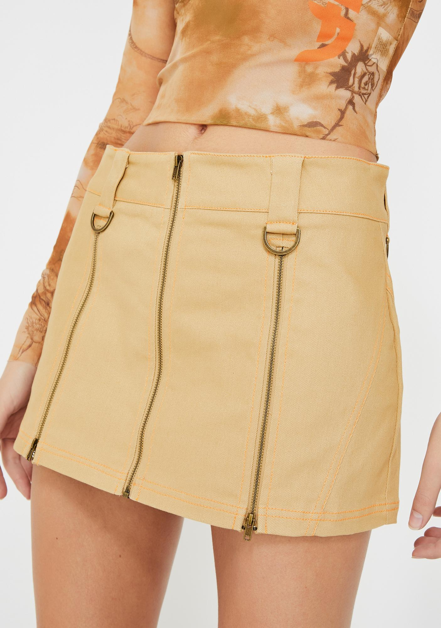 I AM GIA Maci Mini Skirt