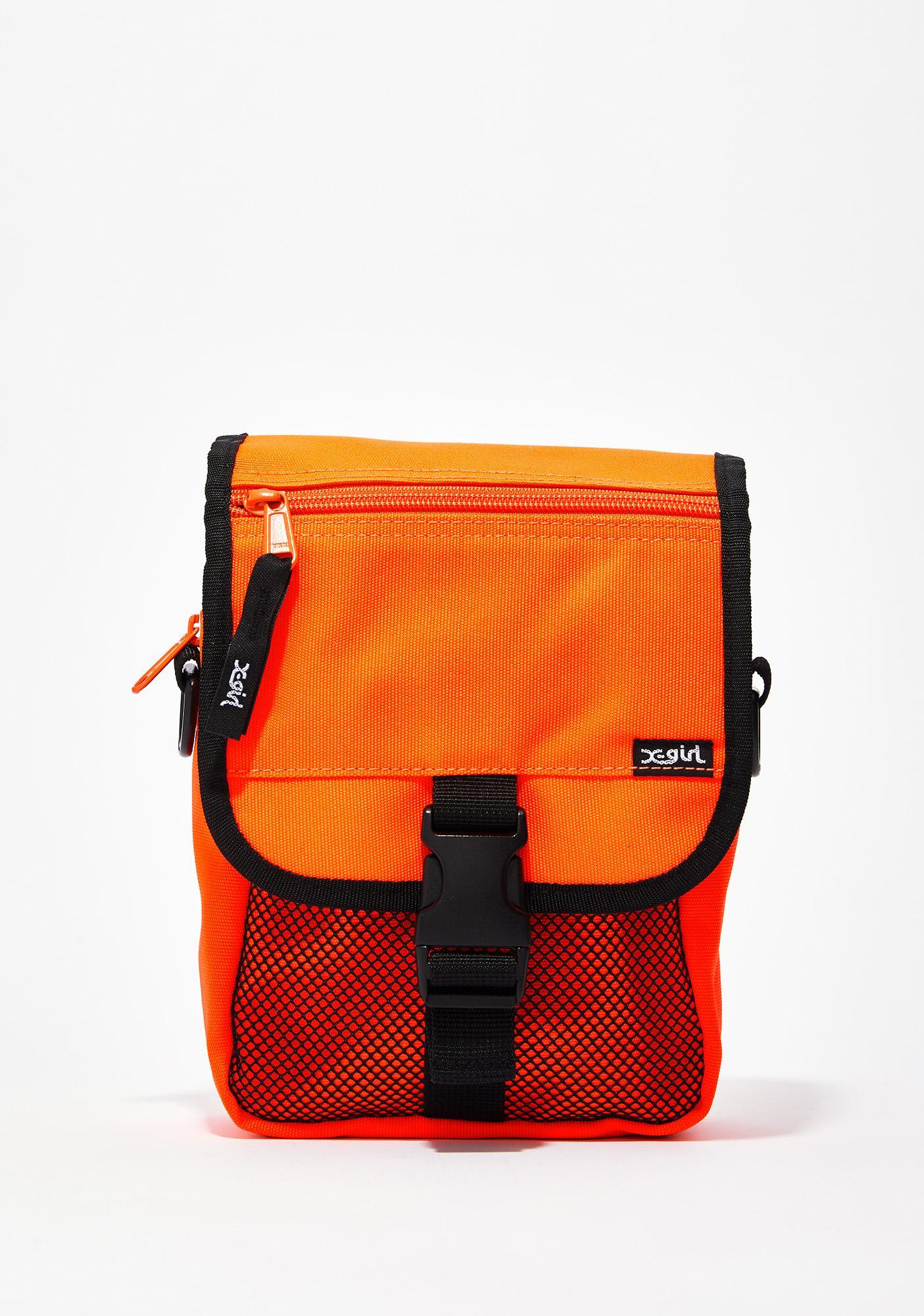 x-Girl Frap Shoulder Bag
