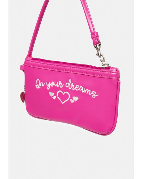 Keep Dreaming Mini Coin Purse