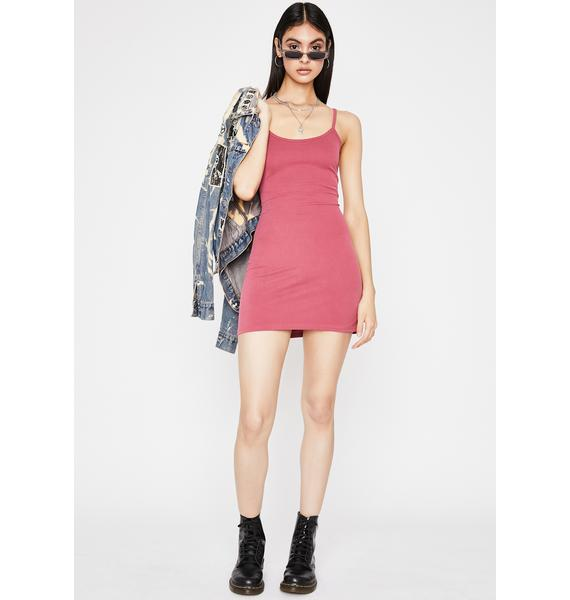 Hot Effortless Slay Mini Dress
