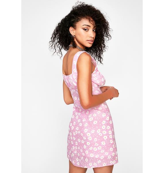 Spring Forward Mini Dress
