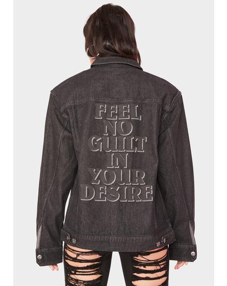 Desire Denim Trucker Jacket