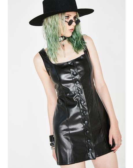 Got A Bad Side Mini Dress