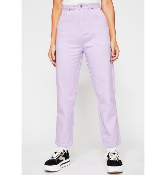 Grape Ice Out Everything Carpenter Pants