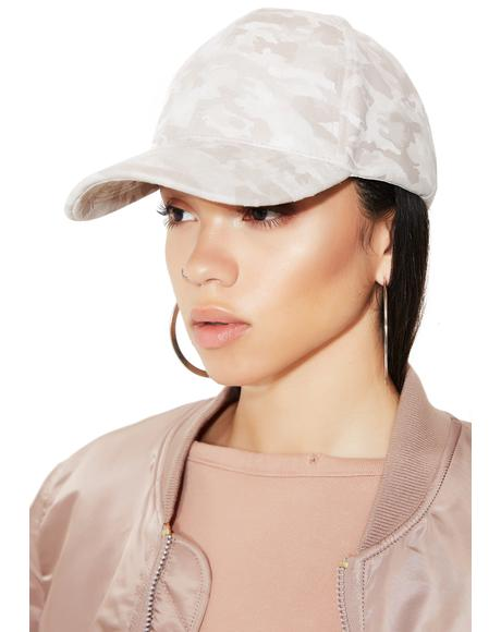 Battleground Camo Baseball Hat