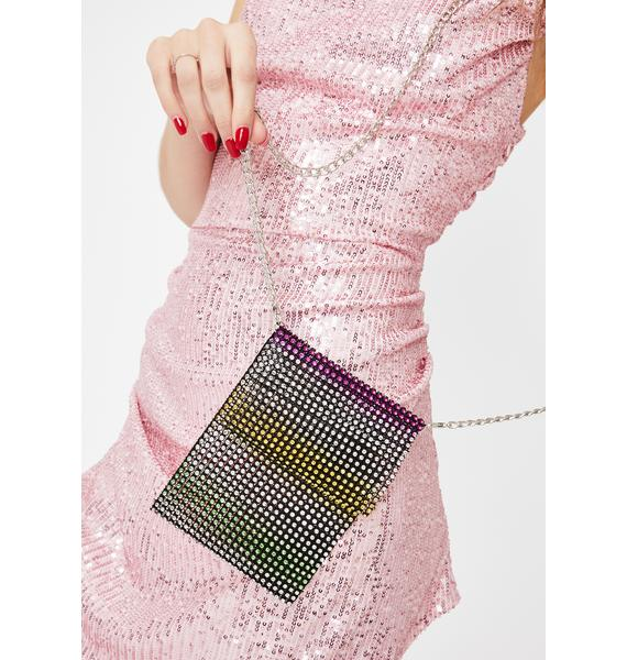 Glam Moment Rhinestone Bag