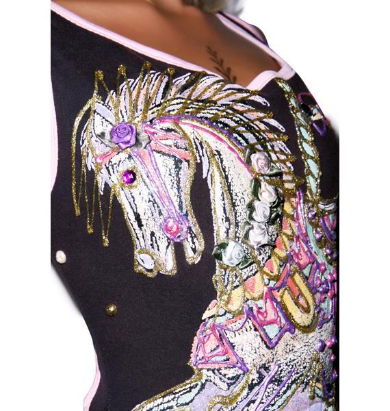Mamadoux Grandma's Girl Bodysuit