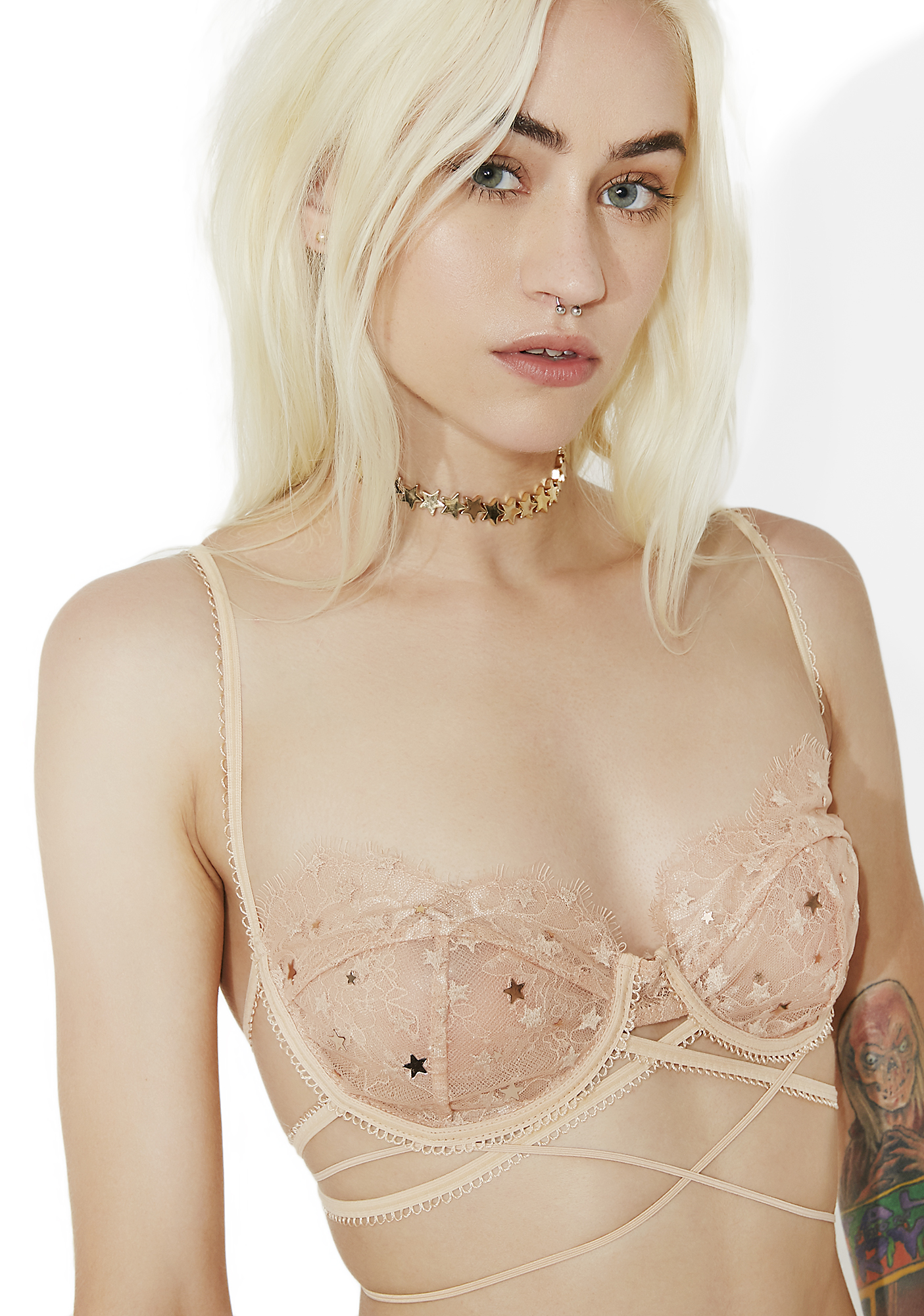For Love & Lemons Twilight Underwire Bra