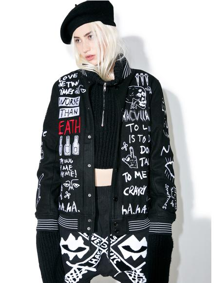 Collective Varsity Jacket