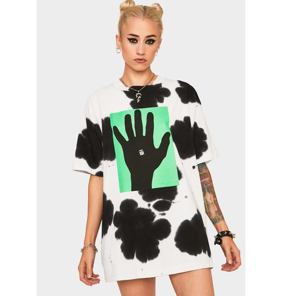 Obey Hand Of Obey Graphic Tee