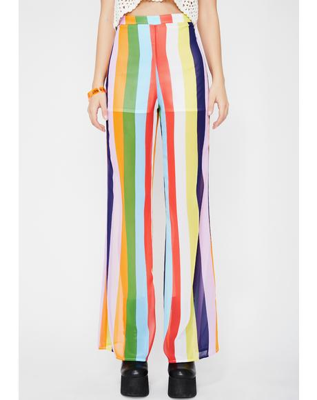 Love Carnival Wide Leg Pants