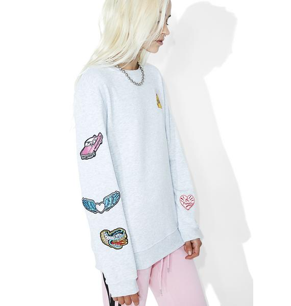 Illustrated People Classic Sweater