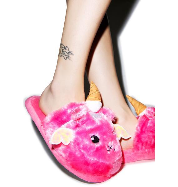 Unicone Slippers