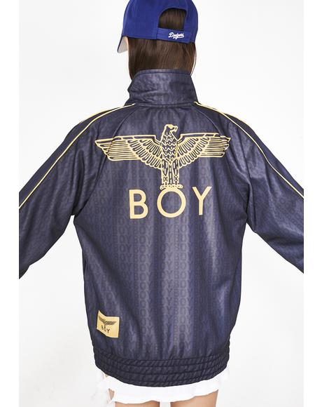 Boy Aver Slim Track Top