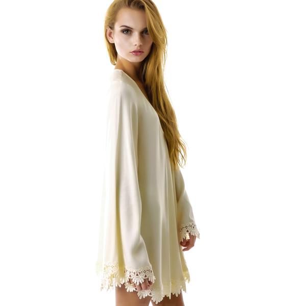 For Love & Lemons Angelic Dress