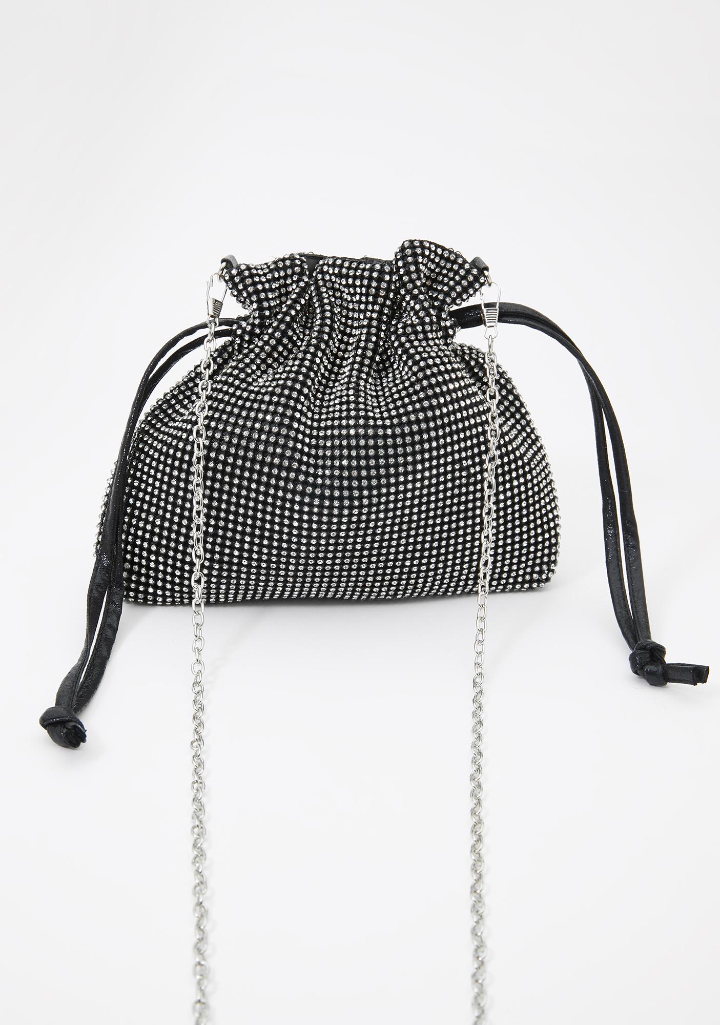 Legit Legend Drawstring Purse