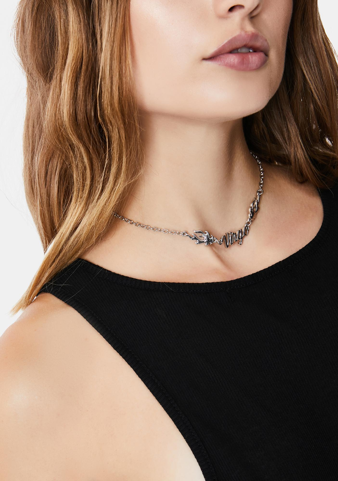 Light Of My Life Chain Necklace