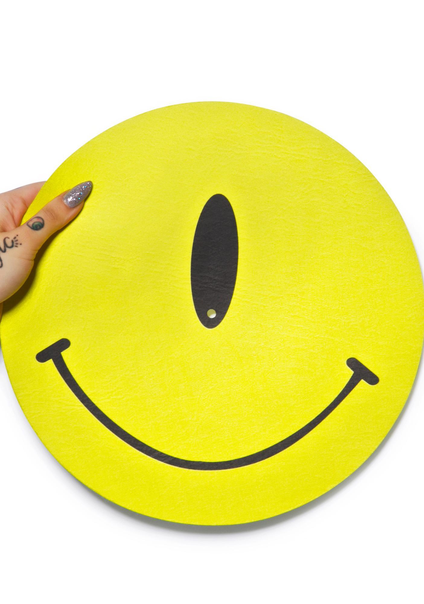 Mishka Smiley Slipmats