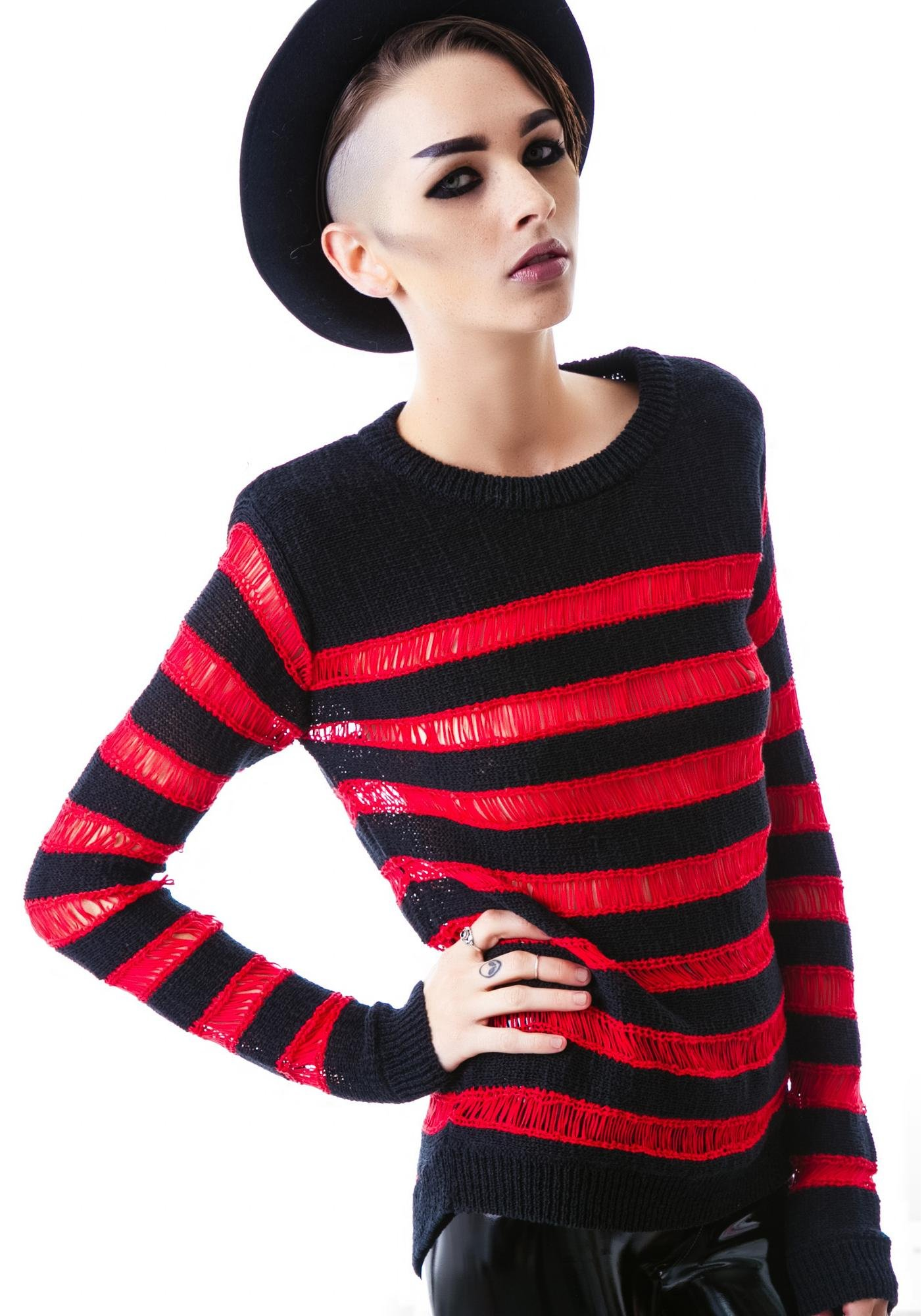 Kill City The Krueger Sweater