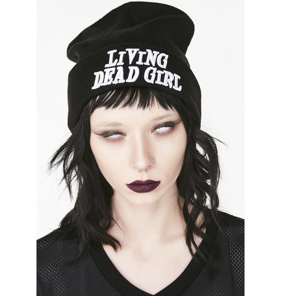 Killstar Living Dead Girl Beanie