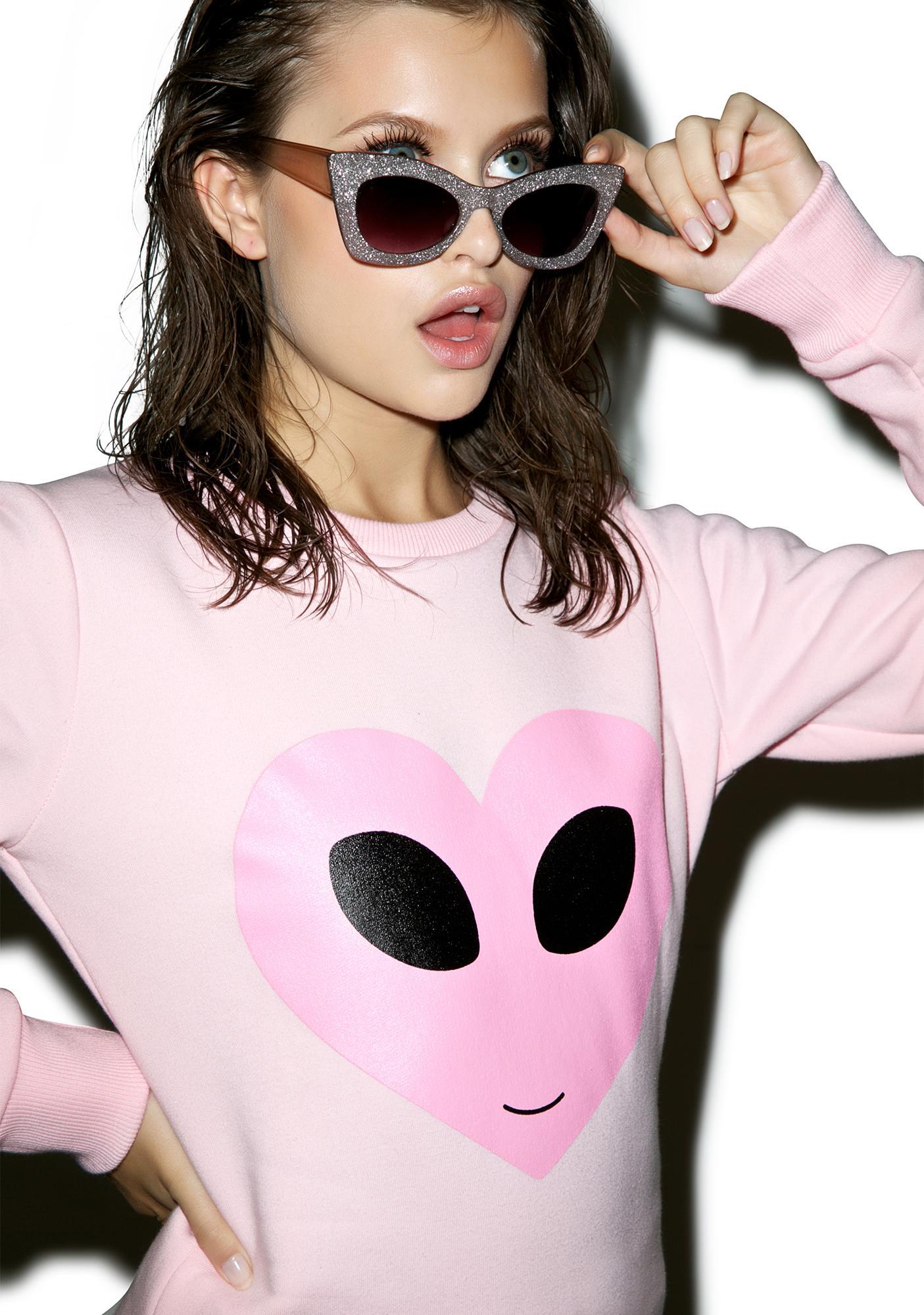 Sugarpills Alien Sweatshirt