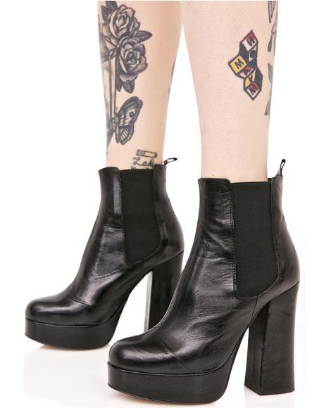 Toronto Heeled Chelsea Boots